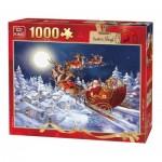 King-Puzzle-05601 Santa's Sleigh