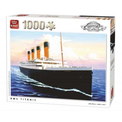 King-Puzzle-05621 Titanic