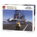 King-Puzzle-05625 USS Forrestal