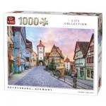 King-Puzzle-05649 Rothenburg ob der Tauber