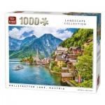 King-Puzzle-05650 Hallstatt, Autriche