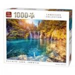 King-Puzzle-05651 Plitvice, Croatie
