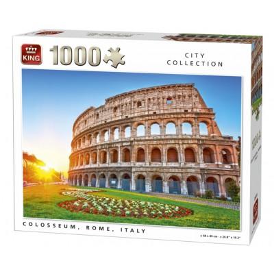 King-Puzzle-05655 Colisée, Rome