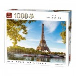 King-Puzzle-05661 Tour Eiffel, Paris