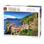 King-Puzzle-05665 Vernazza, Italie