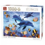 King-Puzzle-05666 Four Dolphins