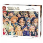 King-Puzzle-05674 poupées de Collection