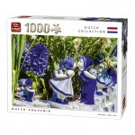King-Puzzle-05676 Souvenir de Hollande