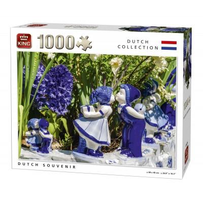 King-Puzzle-05676 Souvenir de Hollande