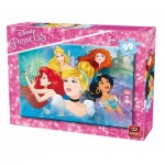 king-Puzzle-05695-A Disney Princess