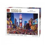 King-Puzzle-05707 Times Square, New York