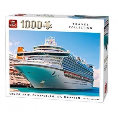 King-Puzzle-05714 Cruise Ship