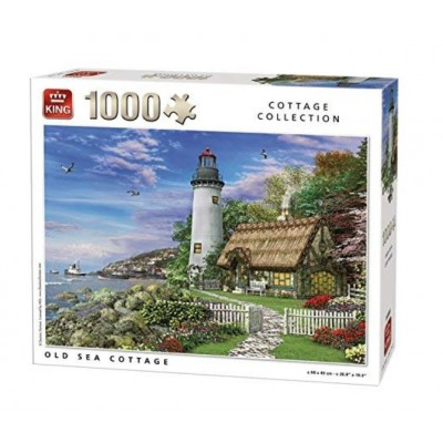 King-Puzzle-05717 Old Sea Cottage