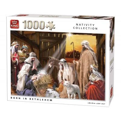 King-Puzzle-05726 Né à Bethléem