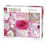 King-Puzzle-05763 Romantic Collection - Mother's Day