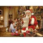 King-Puzzle-05767 Christmas Santa List