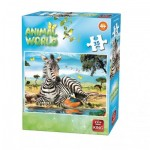 King-Puzzle-05774-A Animal World
