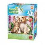 King-Puzzle-05774-B Animal World