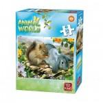 King-Puzzle-05774-C Animal World