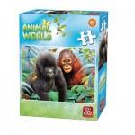 King-Puzzle-05774-E Animal World