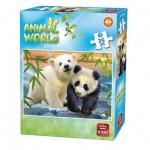 King-Puzzle-05774-F Animal World