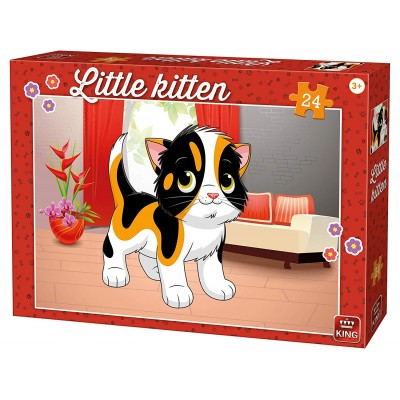 King-Puzzle-05797 Chaton