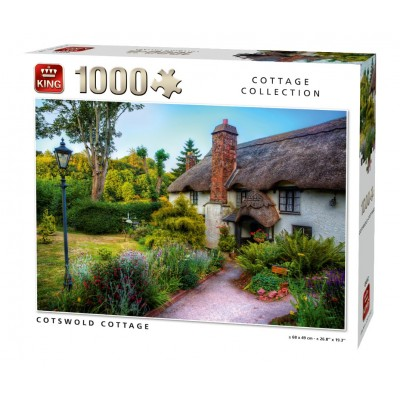 King-Puzzle-05812 Cotswold Cottage
