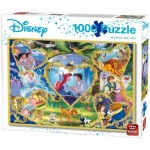 King-Puzzle-55829 Disney - Movie Magic