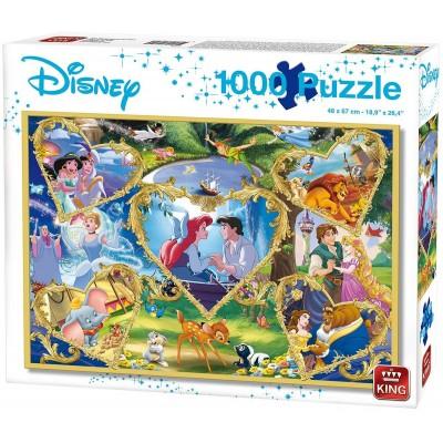King-Puzzle-55829 Disney - Movie Magic