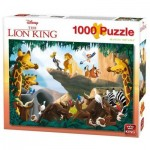 King-Puzzle-55830 Disney - The Lion King