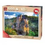 King-Puzzle-55844 Pièces XXL - Burg Eltz Castle