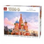 King-Puzzle-55848 Saint Basil's Cathedral Moscow