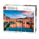 King-Puzzle-55849 Ponte Vecchio Florence Italy