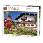 King-Puzzle-55854 Bavarian Alps Chiemgau