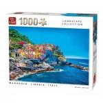 King-Puzzle-55856 Manarola Italy
