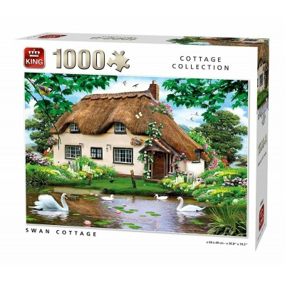 King-Puzzle-55861 Swan Cottage