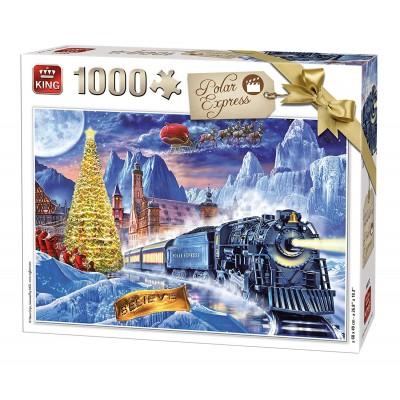 King-Puzzle-55872 Polar Express