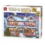 King-Puzzle-55873 Christmas House