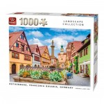 King-Puzzle-55883 Rothenburg Allemagne