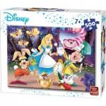King-Puzzle-55914 Disney - Alice aux Pays des Merveilles