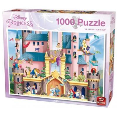 King-Puzzle-55917 Disney Princess