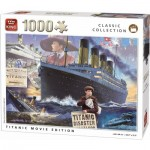 King-Puzzle-55933 Titanic Movie Edition