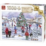 King-Puzzle-55935 Winter Fun