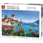 King-Puzzle-55941 Lake Thun, Bern, Switzerland