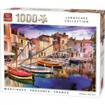 King-Puzzle-55949 Martigues, Provence, France