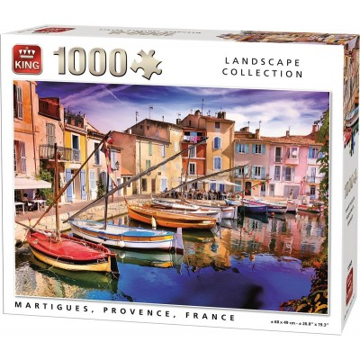 King-Puzzle-55949 Martigues, Provence, France