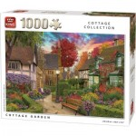 King-Puzzle-55955 Cottage Garden