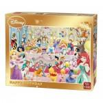 King-Puzzle-85523 Disney - Happy Birthday