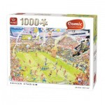 King-Puzzle-85576-A Soccer Stadium