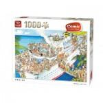 King-Puzzle-85576-B Croisière